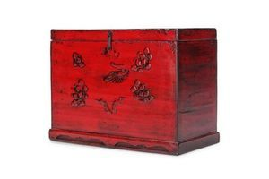 Thumb red lacquer narrow trunk 0