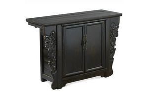 Thumb sideboard with dragon carvings 0