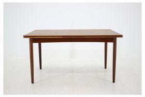 Thumb 1960s danish teak extendable table 1960 denmark 0