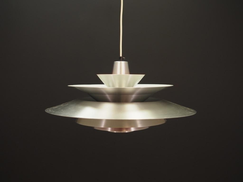 Danish Design Lamp Vintage 60 70 Retro