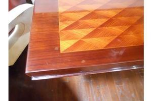 Thumb detailed french art deco table in the manner of jules leleu 0