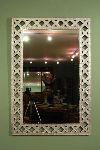 Stunning Large & Decorative Venetian Mirror