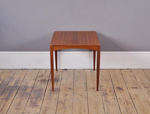 Small Teak Coffee Table