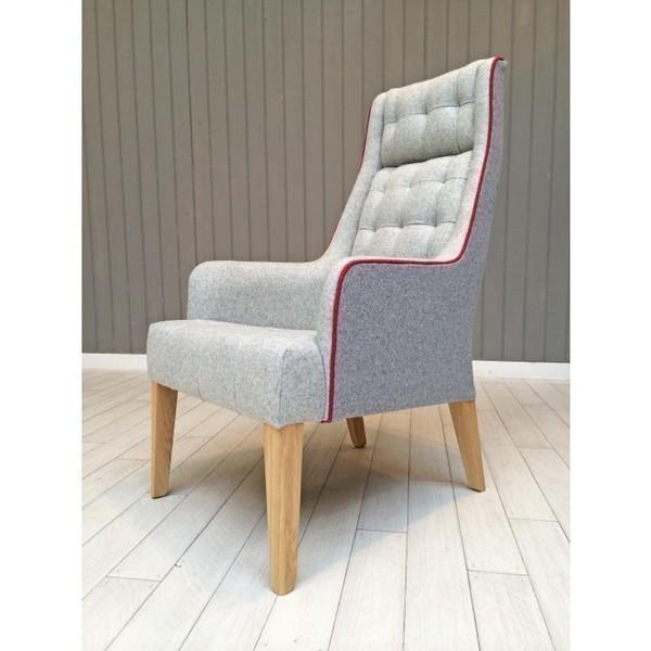 James Uk Designed Armchair