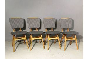Thumb vintage chairs reupholstered 0