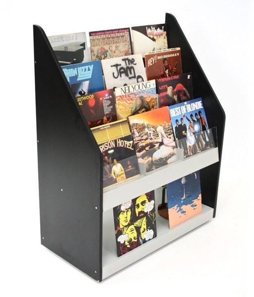 Vintage 1990s Record Storage/ Display   Ex Shop