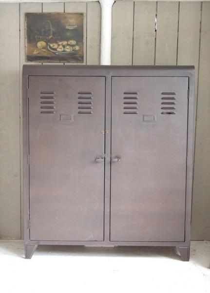 Industrial Work Locker