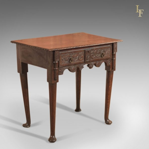 Georgian Provincial Oak Table, C.1750