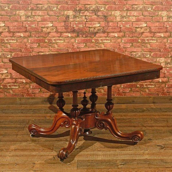 Victorian Tilt Top Breakfast Table, C.1870