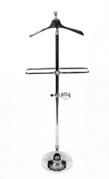 Chrome Valet Clothes Stand photo 1