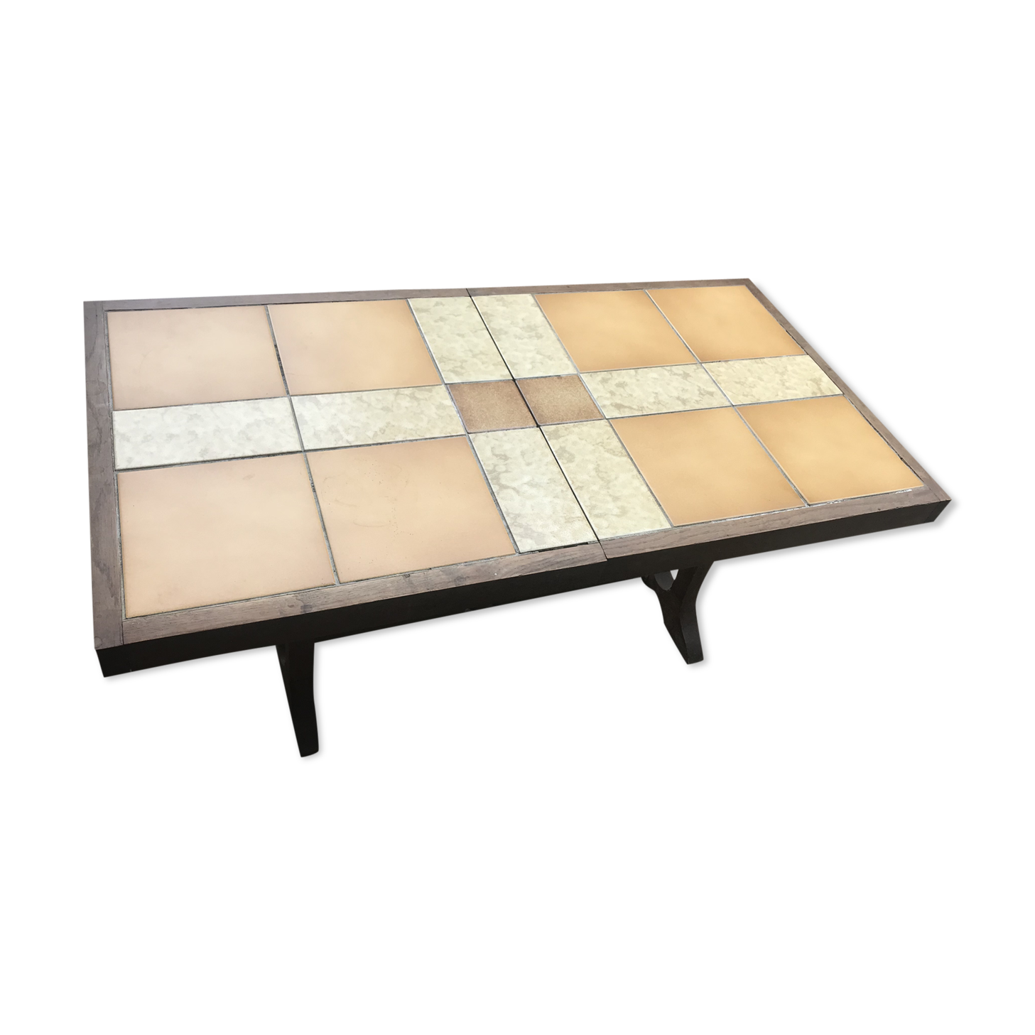 Coffee Table With Chessboard Vinterior