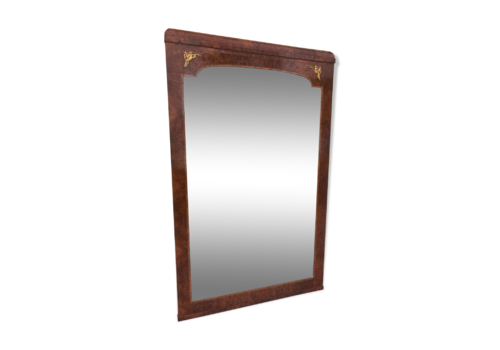 Art Deco Period Mirror 84x136cm