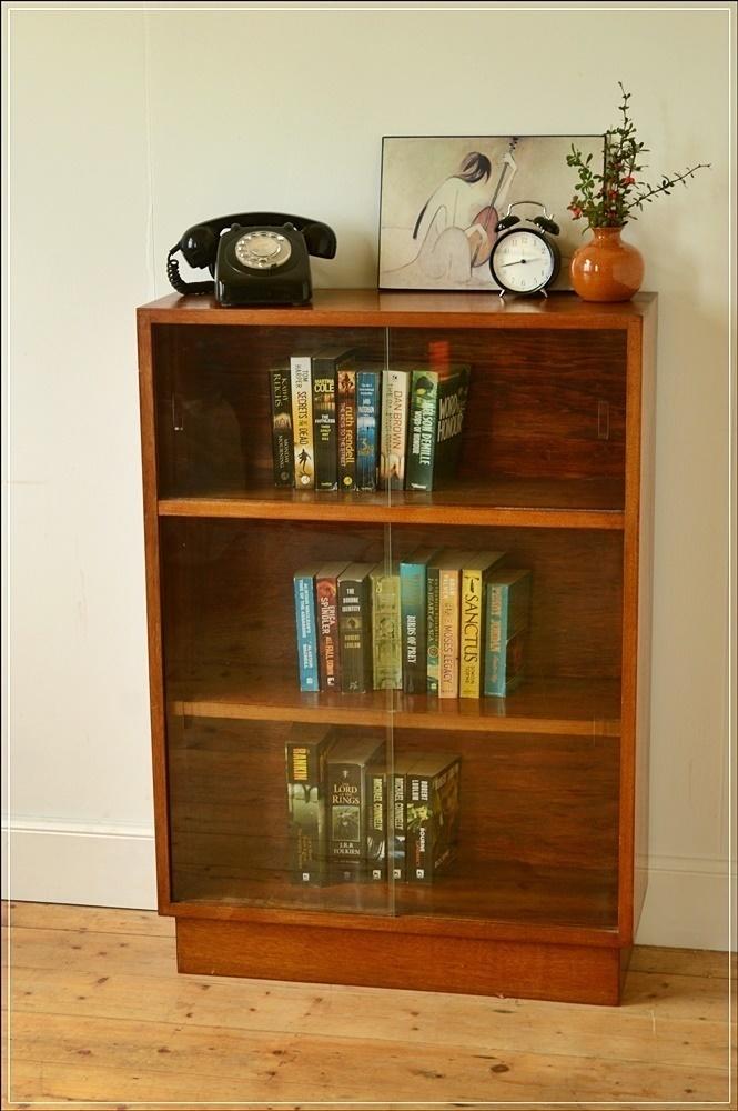 Mid Century Teak Sideboard Bookcase Danish Design Vinterior