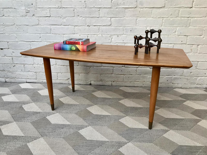 Vintage Retro Coffee Table #487