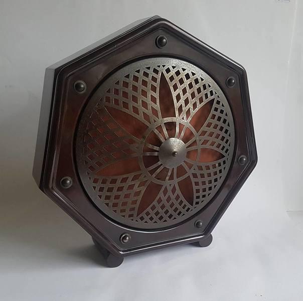 Vintage Philips 2019 Bakelite Speaker From 1929