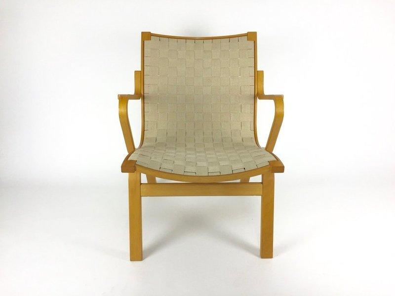 Swedish 'Albert' Easy Chair By Finn østergaard