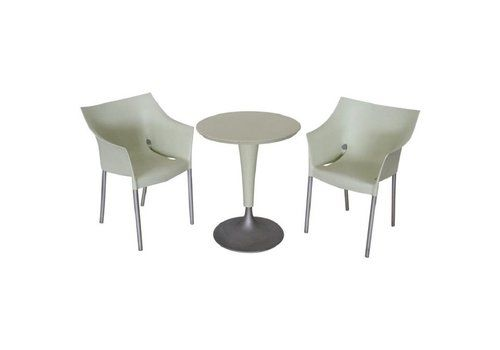 Dr No Garden Table & Chairs Set By Philippe Starck For Kartell, 1990s