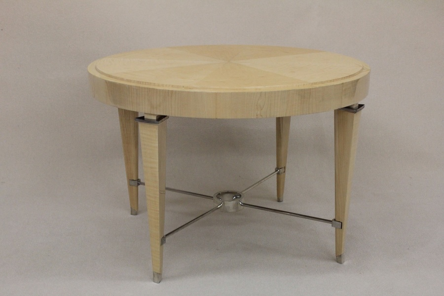 A French Art Deco Coffee Table