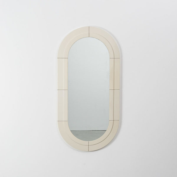 Anna Castelli Ferrieri Mirror Kartell, Italy, 1960s