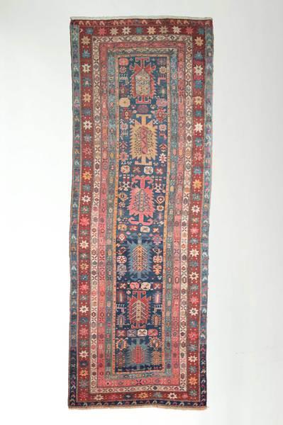 Old Persian Shirvan Rug