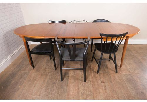 Mid Century Vintage Dining Table And Chairs By Gordon Russell Russells Of Broadway Vinterior