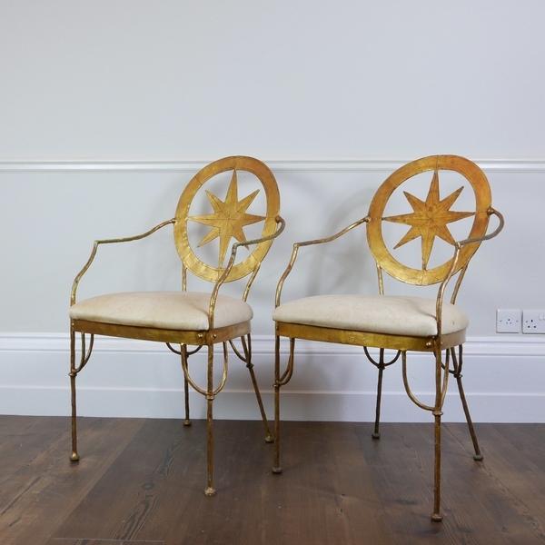 Starburst Chairs