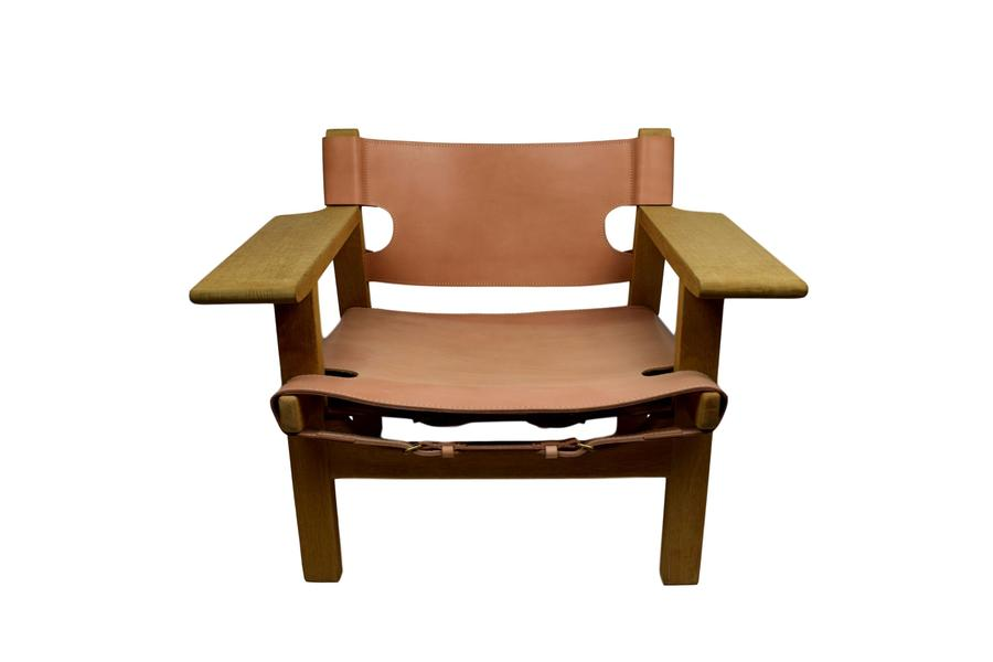 The Spanish Chair By Børge Mogensen, Model 2226, Fredericia Furniture