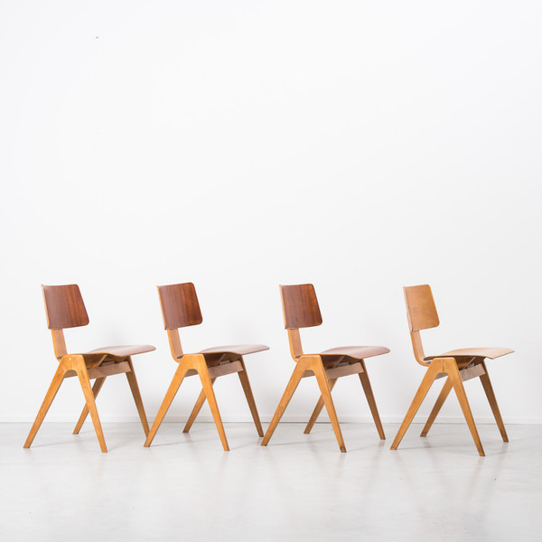 Robin Day For Hille Hillestak Chair
