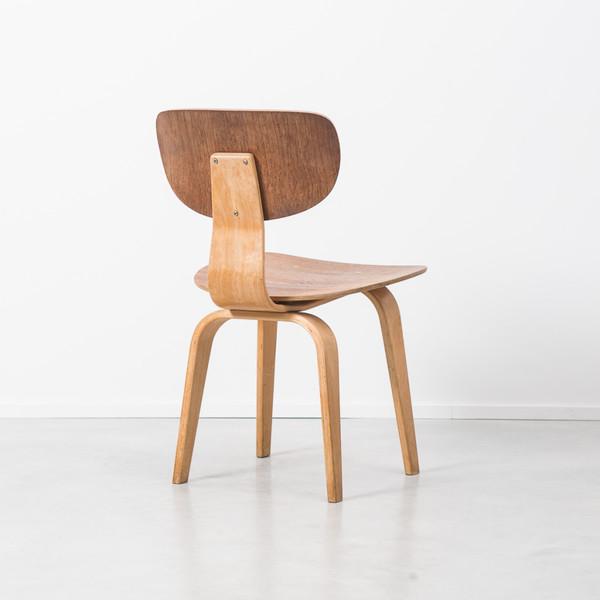 Cees Braakman For Pastoe Sb02 Chair photo 1