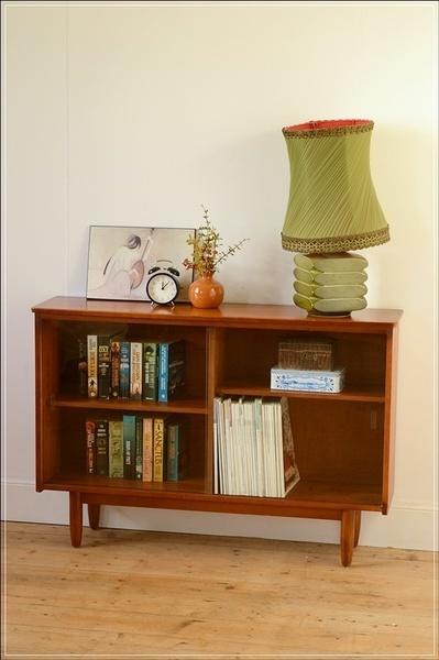 Mid Century Teak Sideboard / Bookcase, Danish Design
