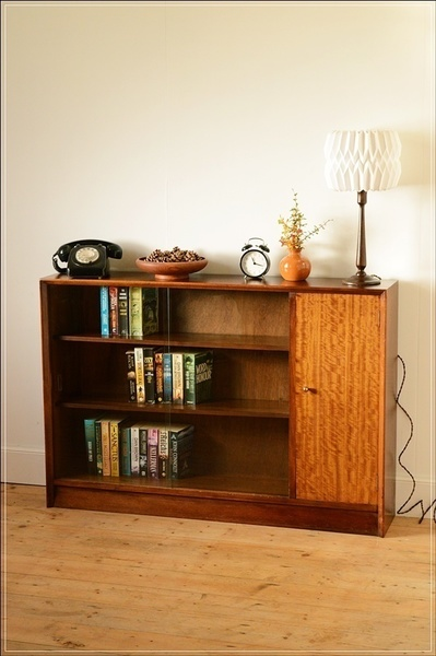 Mid Century Sideboard / Bookcase By H E Gibbs, Danish Design