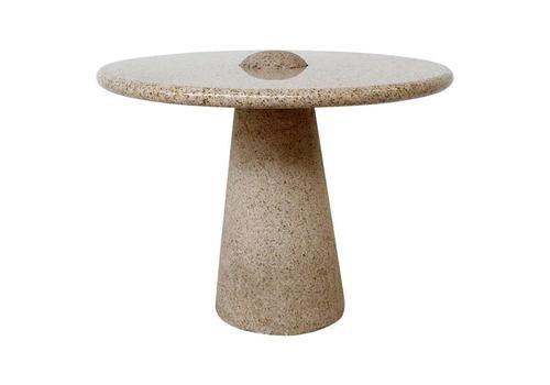 Outdoor/Indoor Granite Dining Table