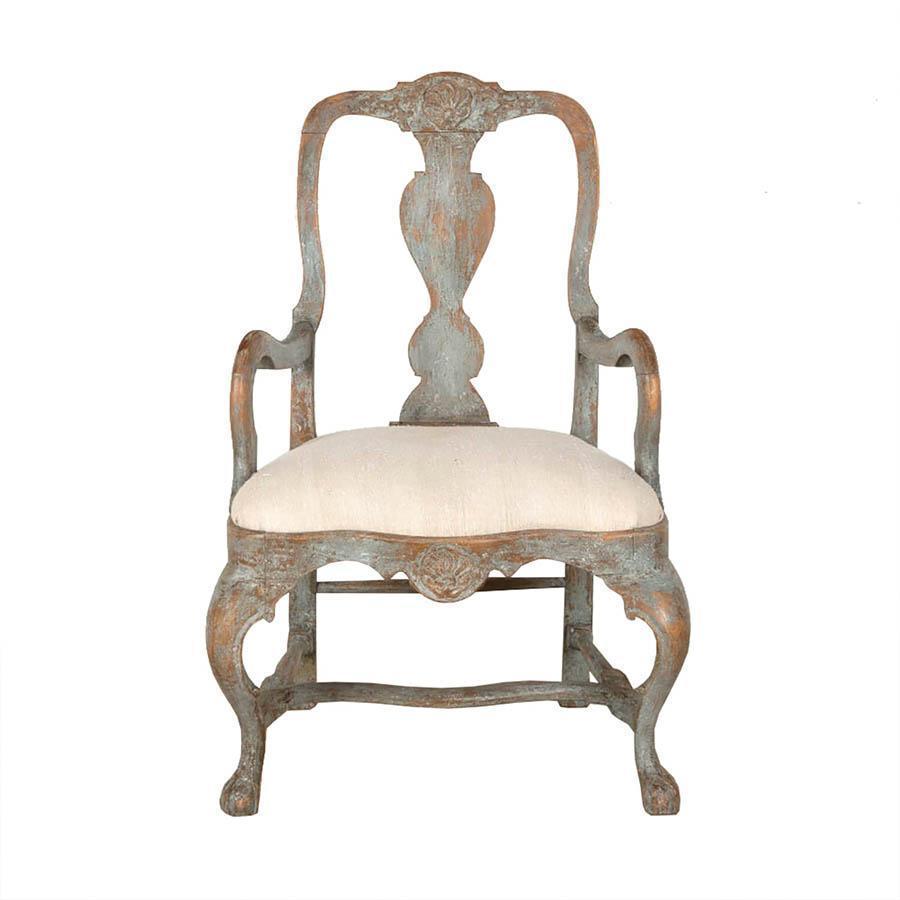 Large Swedish Chair Vinterior