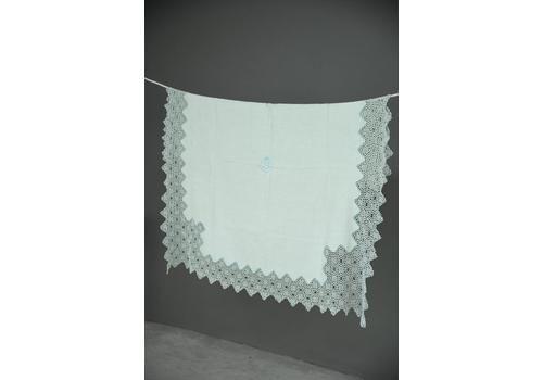 Antique Tablecloth & Napkins