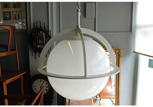 Large Opal Glass Pendant Ceiling Lights