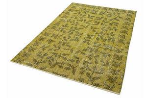 Vintage Yellow Carpet photo