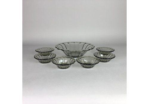 Set Of Vintage Serving Bowls, 1960's