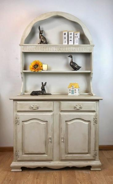 Kitchen Dresser, Carved Furniture, Storage, Sideboard, Hallway Furniture, Handpainted Storage, Painted Furniture, Dining Room Dresser