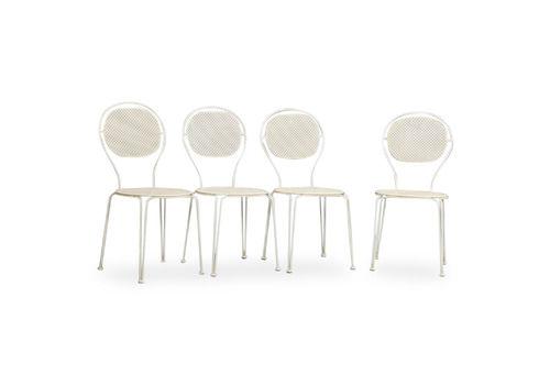 1960s Outdoor Chairs Mathieu Mategot