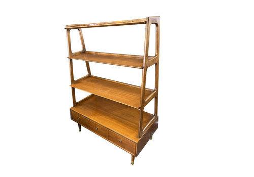 American Walnut Bookcase