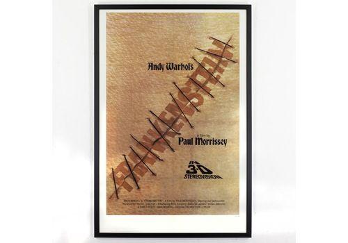 Andy Warhol's Frankenstein Original Film Poster