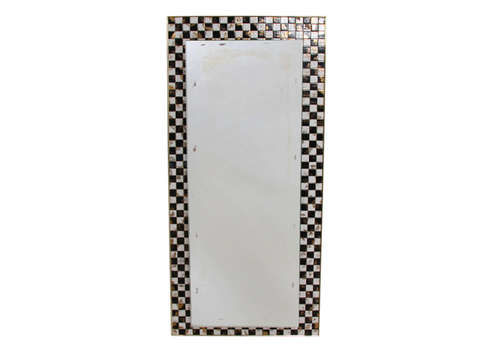 Italian Illuminated 1950s Mirror