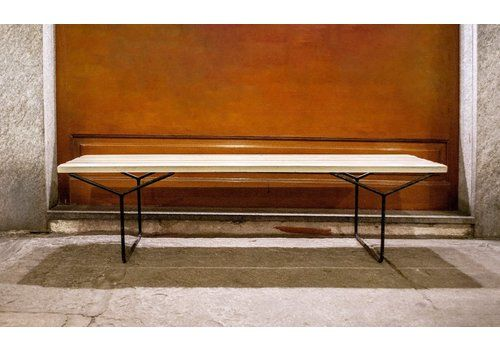 Bench By Harry Bertoia, 1960s