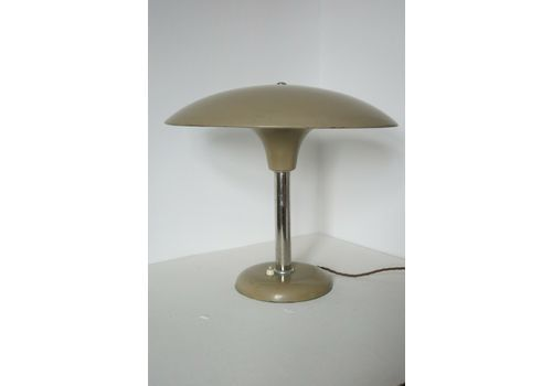 Art Deco Modernist Bauhaus Mushroom Lamp By Max Schumacher
