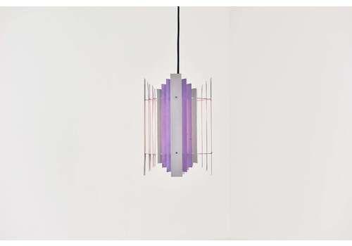 Pendant Designed By Thue Christensen For Nordisk Solar, Denmark, 1960s