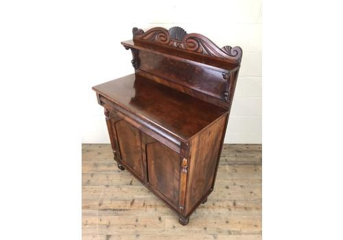 Antique 19th Century Mahogany Chiffonier Sideboard | Antique Sideboard | Mahogany Sideboard | 19th Century Sideboard | Antique Furniture