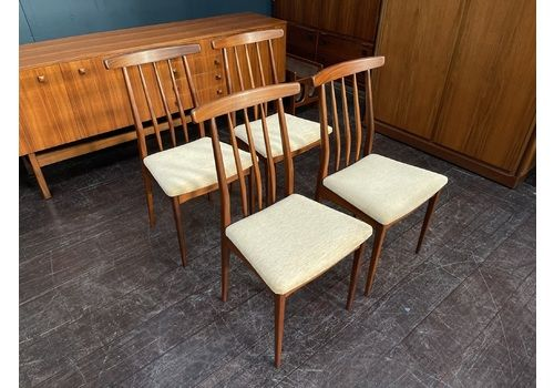 Set Of 4 Elegant Dining Chairs By A.Younger