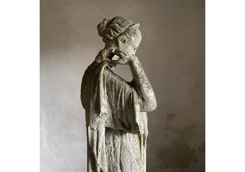 Antique Figure Of Diana De Gabies