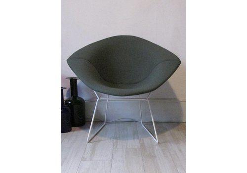 Vintage Harry Bertoia Diamond Chair Knoll Era