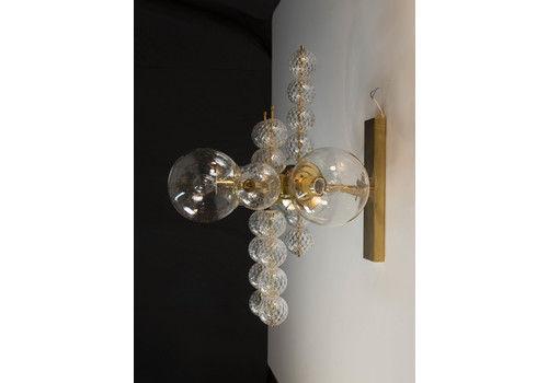 Wall Lamp By Kamenicky Senov, 1960s, Up To Six Items
